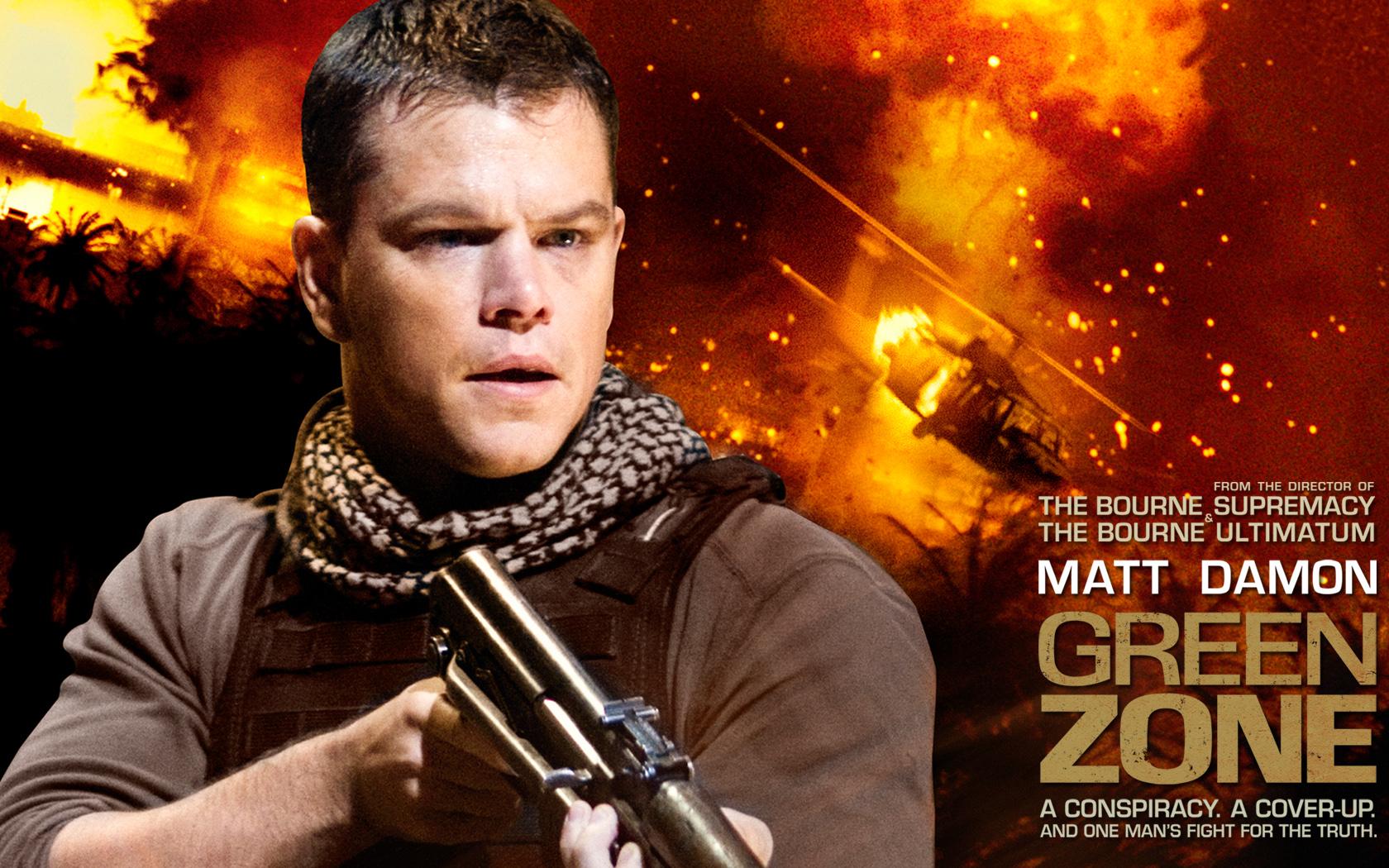 Green Zone @ ClickTheC... Matt Damon