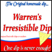 Simply Irresistible (Dip)