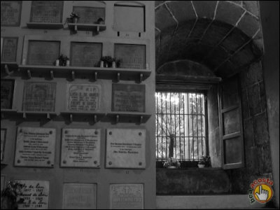 Cemetery Tours of Metro Manila