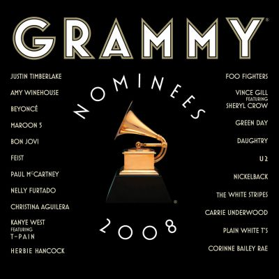 2008 Grammy Nominees CD Out