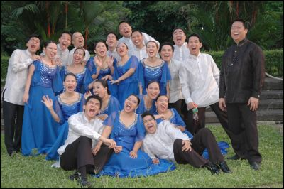 how to join philippine madrigal singers