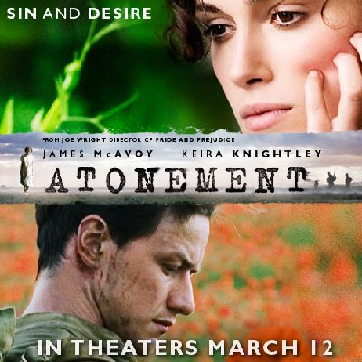 atonement power of imagination Atonement (2001 ) ian mcewan  pitting the imagination against what it has to imagine if we  ow can a novelist achieve atonement when, with her absolute power of.