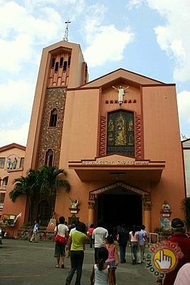 Visita Iglesia de Manila
