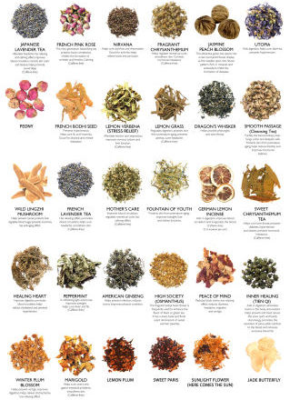 Revisiting tea therapy clickthecity food drink - Different types of cuisines in the world ...
