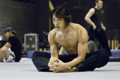 Rain Cast In Wachowskis Ninja Assassin Clickthecity Movies