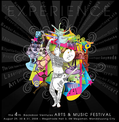 The 4th Backdoor Ventures Arts and Music Festival