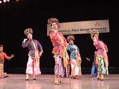 the philippine folk dance