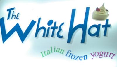 Ice Cream   Yogurt Restaurant  The White Hat  f2d4b51dbb2
