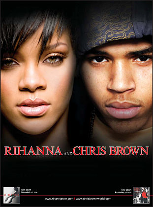 Rihanna And Chris Brown Live In Taguig