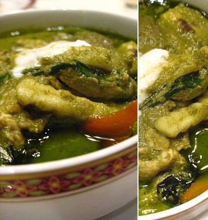 Thai restaurant benjarong royal thai restaurant for Aroma royal thai cuisine