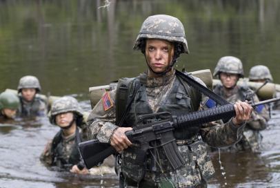 Jessica simpson army movie