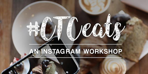 #CTCeats: An Instagram Workshop