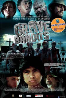 The Grave Bandits (2012) Adventure, Comedy, Fantasy