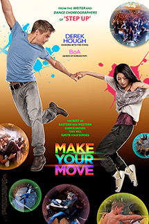 Make Your Move Movie